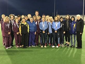 2019 Trans Tasman Teams Announced - Hockey Australia Womens Masters