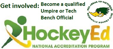 Become a Qualified Umpire or Tech Bench Official