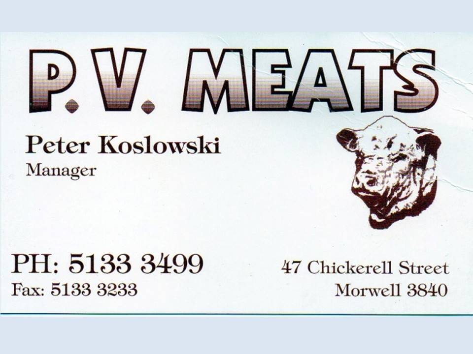 PV Meats