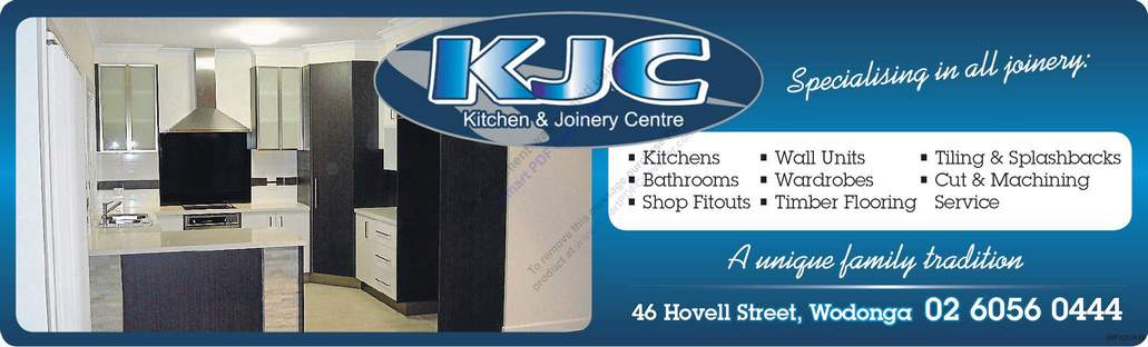 KJC kitchens and joinery