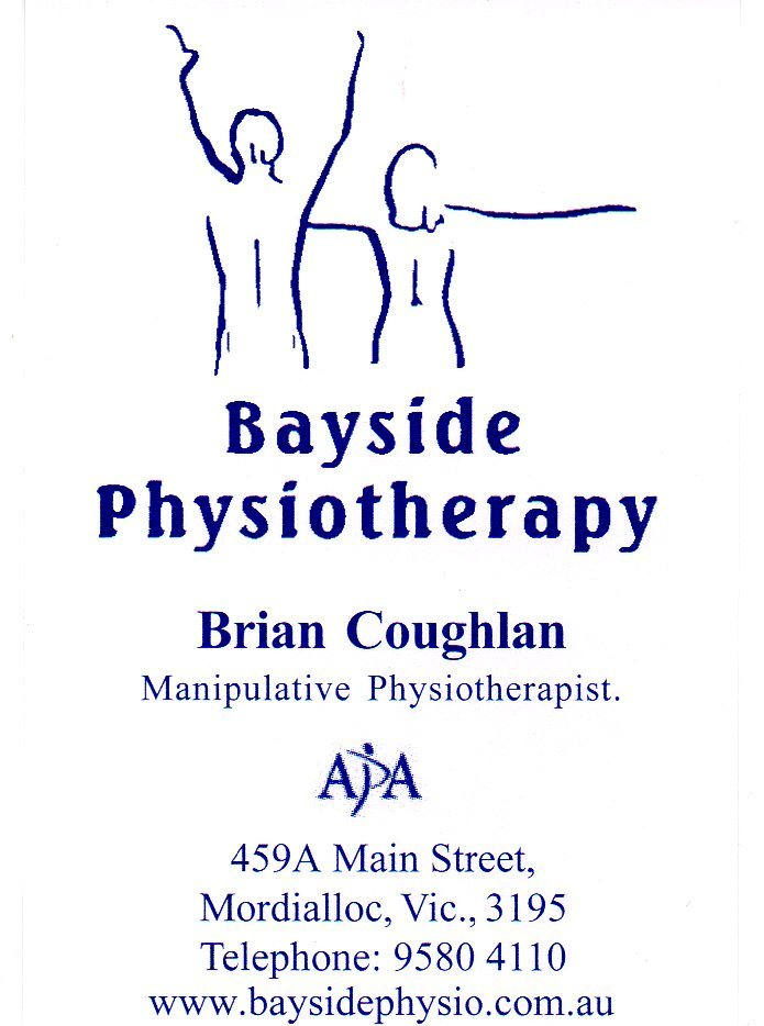 Bayside Physiotherapy - Mordialloc