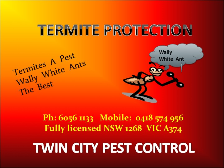 Twin City Pest Control