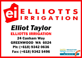 Elliotts Irrigiation