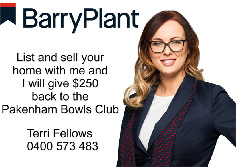 Terri Fellows Barry Plant