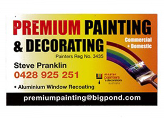 Premium Painting & Decorating