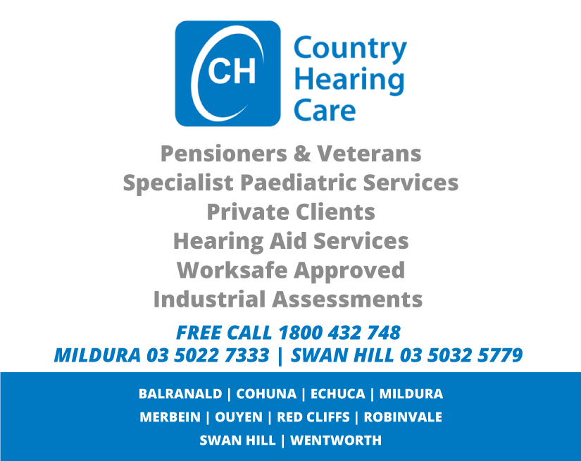 COUNTRY HEARING CARE