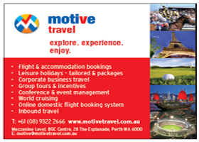 Motive Travel