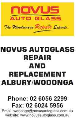 Novus Autoglass Repairs & Replacement