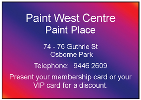 Paint West Centre