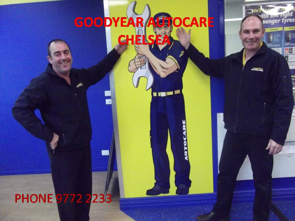 Goodyear Autocare-Chelsea