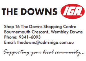 The Downs IGA