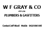 W.F. Gray & Co Pty Ltd