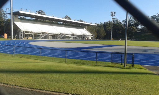 New Track at Nathan