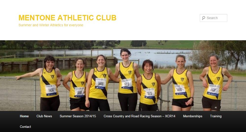 Mentone Athletics Club