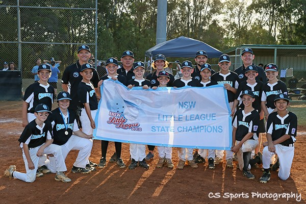 2018 LL Majors State Championships