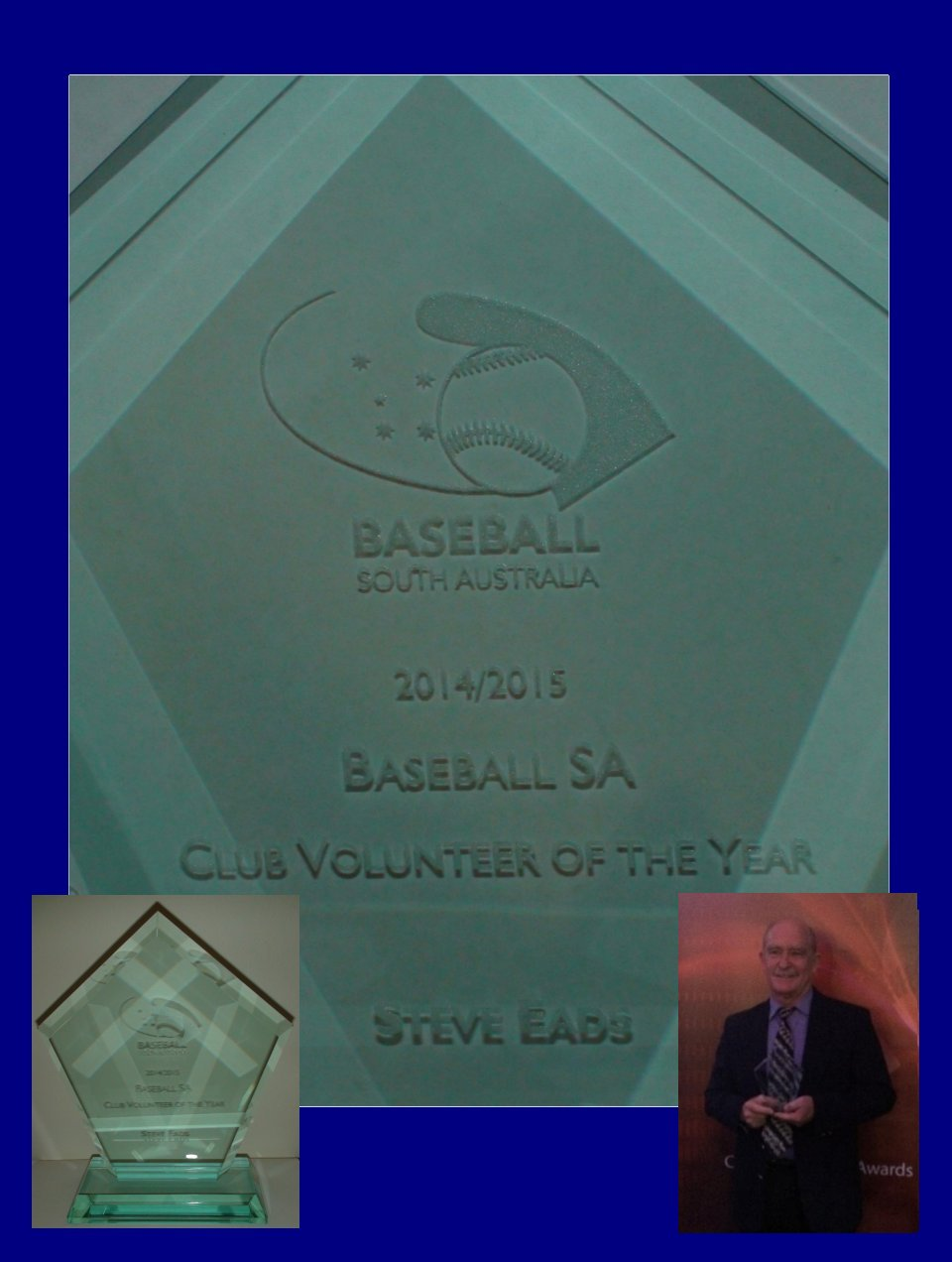 2015 SABL Club Volunteer of the Year